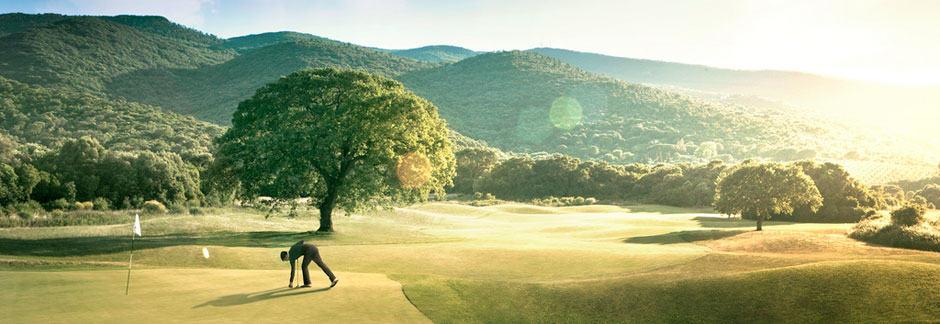 Argentario Golf Club, eco golf in Tuscany, Italy