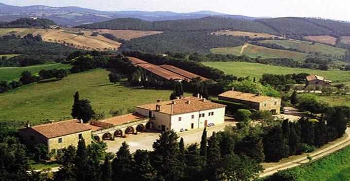 Bio Farm, Maremma Tuscany
