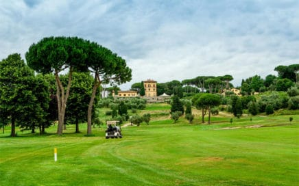 Castel Gandolfo Golf, Rome