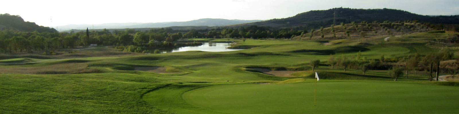 Tuscany: paradise for professional golfers