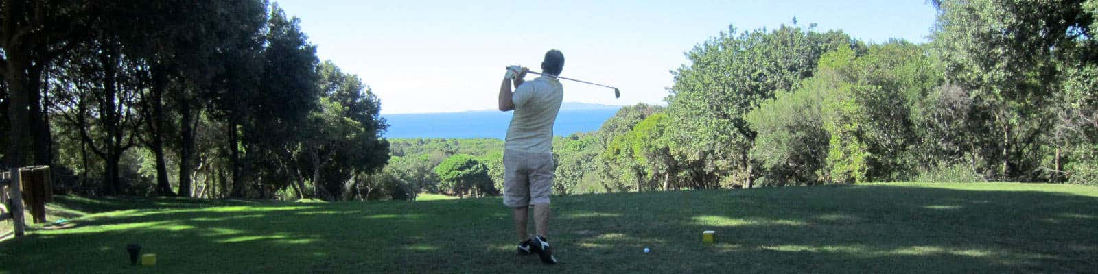 Amateur golf breaks in Tuscany