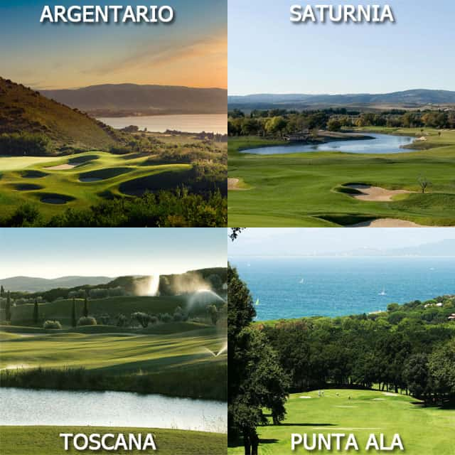 3 reasons why you should golf in Maremma Tuscany