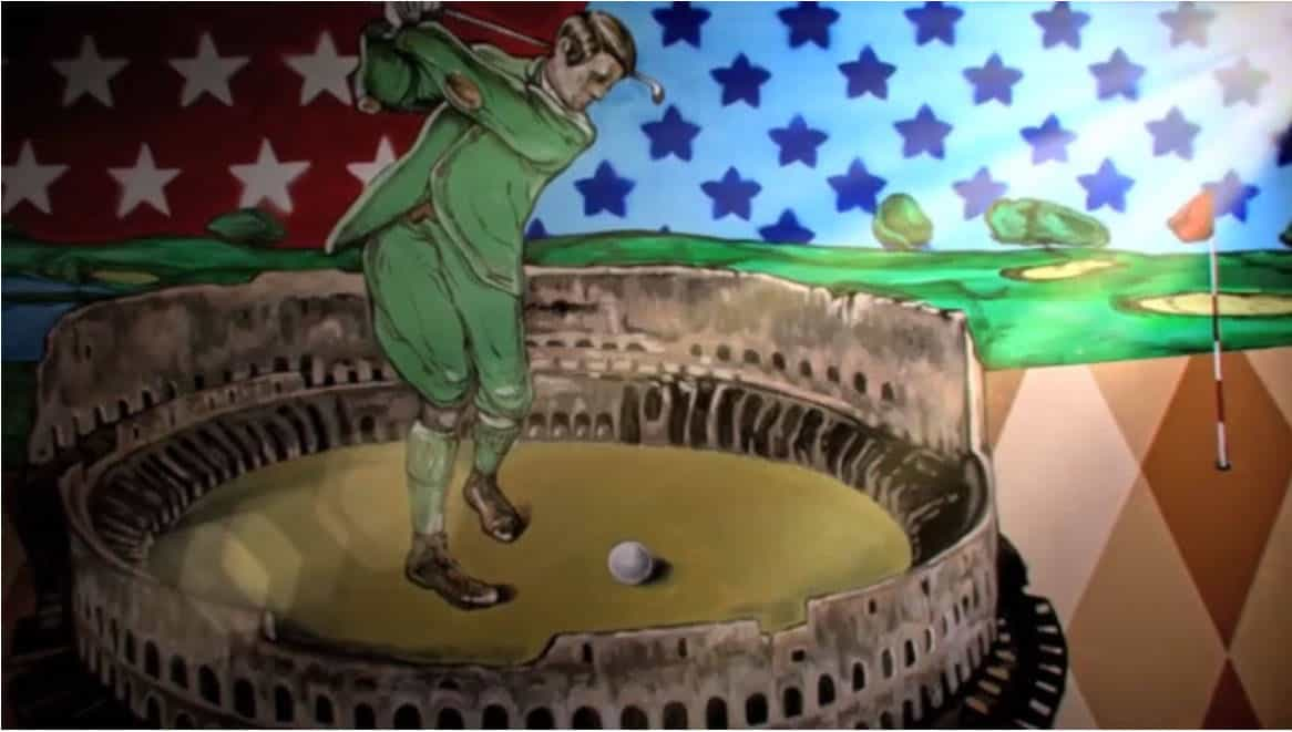 2022 Ryder Cup in Rome, Italy