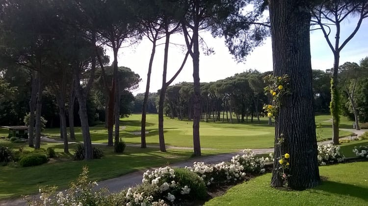 Olgiata Golf Club, Rome - Italy