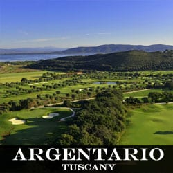 Tuscan Golf Courses: Argentario