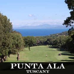Golf Courses in Tuscany: Punta Ala