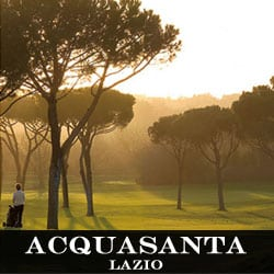 Acquasanta Golf Club