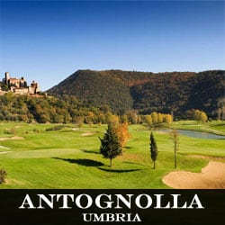 Antognolla Golf Club, Umbria