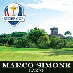 Marco Simone Golf Ryder Cup