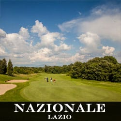 Golf Nazionale, Lazio - Italy