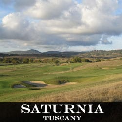 Saturnia Golf Club, Tuscany