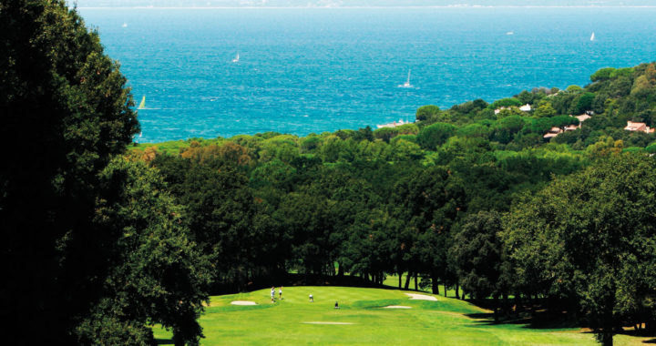golf tuscany punta ala course